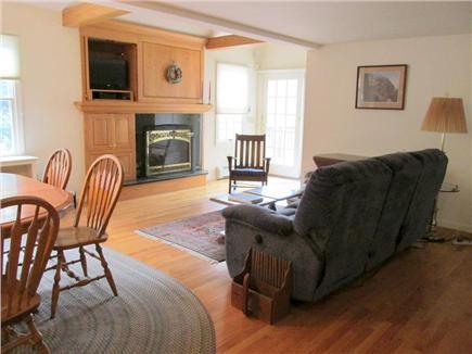 Chatham Cape Cod vacation rental - Lving room