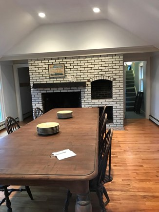 Orleans Cape Cod vacation rental - Dining table (10 foot seating 12+)