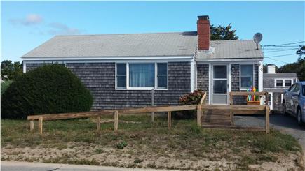 Wellfleet Cape Cod vacation rental - Wellfleet vacation rental ID 26273 - Front of cottage