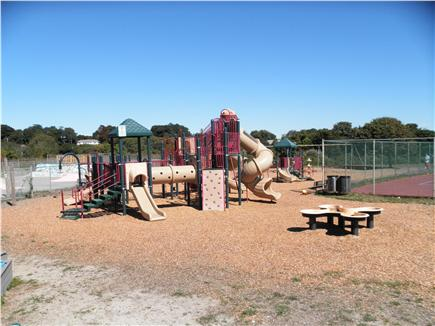 Wellfleet Cape Cod vacation rental - Baker Field Playground is just steps away!