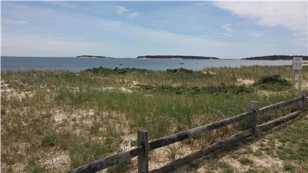 Wellfleet Cape Cod vacation rental - Mayo Beach - across street from cottage
