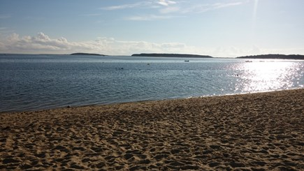 Wellfleet Cape Cod vacation rental - Great swimming for little kids, calm waters at Mayo Beach