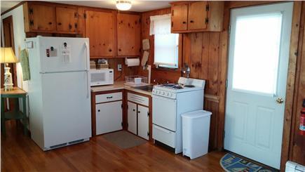 Wellfleet Cape Cod vacation rental - Kitchen - left of dining area