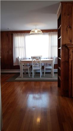 Wellfleet Cape Cod vacation rental - Dining area - from 2nd Bedroom