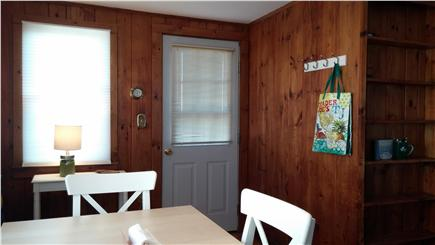 Wellfleet Cape Cod vacation rental - Entrance - from dining area