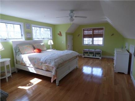 East Dennis Cape Cod vacation rental - Large Bedroom 2nd floor