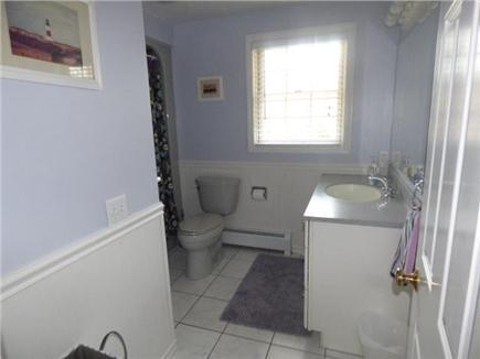East Dennis Cape Cod vacation rental - Full bath with tub on 2nd floor