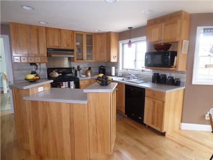 East Dennis Cape Cod vacation rental - Kitchen with dining area next to it (not shown)