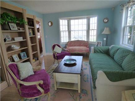 East Dennis Cape Cod vacation rental - Added Sitting room on 1st Floor