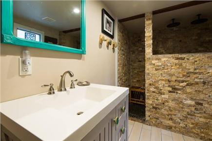 Mashpee Cape Cod vacation rental - Spa Bath with Dual Rainshowers