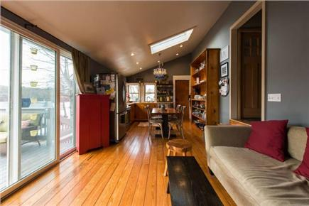 Mashpee Cape Cod vacation rental - Open living space