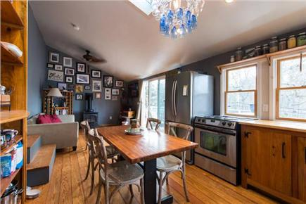 Mashpee Cape Cod vacation rental - Modern Kitchen and Dining