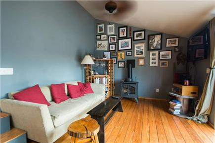 Mashpee Cape Cod vacation rental - Living room