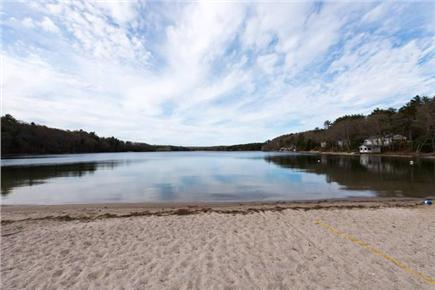 Mashpee Cape Cod vacation rental - Peters Pond