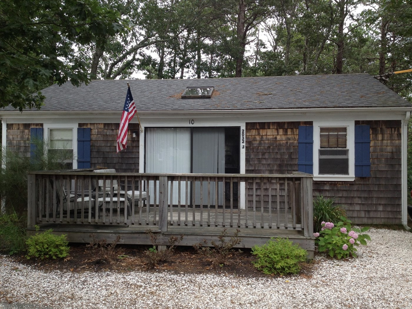 Wellfleet vacation rental home in cape cod ma 02667 id 26281 for Cabin rentals in cape cod ma