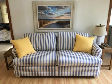 Wellfleet, Wellfeet Cape Cod vacation rental - Brand new couch