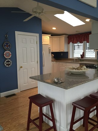 Mashpee, Popponesset Cape Cod vacation rental - Kitchen and 1/2 bath