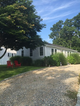 Mashpee, Popponesset Cape Cod vacation rental - View from side yard