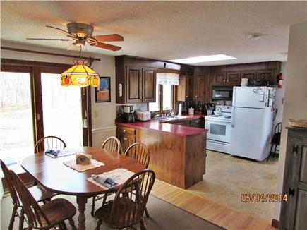 North Eastham Cape Cod vacation rental - Fully stocked kitchen