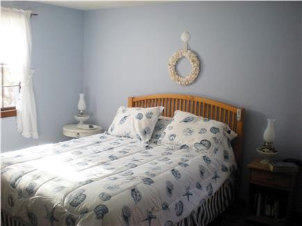 North Eastham Cape Cod vacation rental - Master Bedroom - Queen bed, half bath
