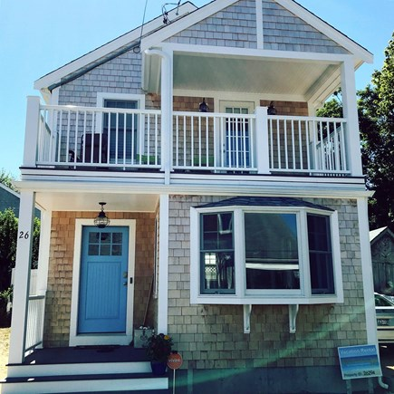 Harwich Port Cape Cod vacation rental - Welcome to 26 Ocean Ave.  Parking available for up to three cars.