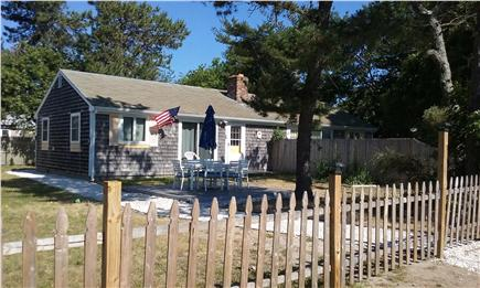 West Yarmouth - Seagull Beach Cape Cod vacation rental - Exterior, June 2016, Yarmouth vacation rental ID 26295