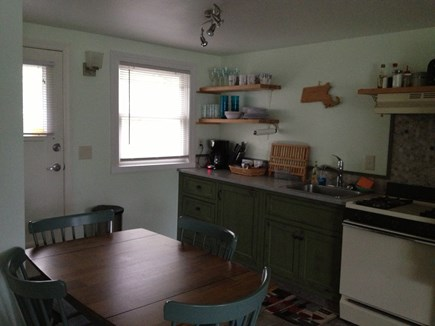 West Yarmouth - Seagull Beach Cape Cod vacation rental - Kitchen