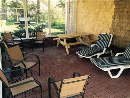 Orleans Cape Cod vacation rental - Screened in porch view 2