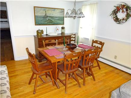 Orleans Cape Cod vacation rental - Dining