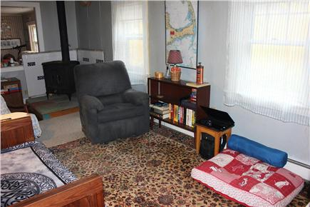 Eastham Cape Cod vacation rental - Additional view of living room