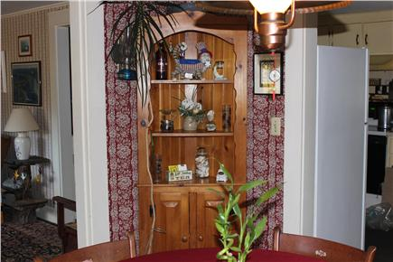 Eastham Cape Cod vacation rental - Second view of dining room