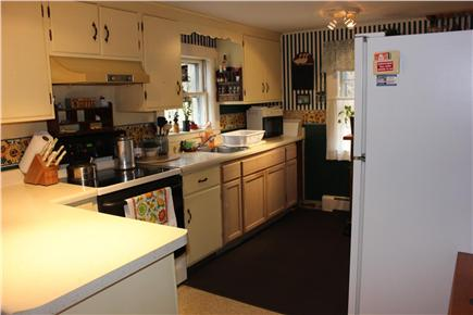 Eastham Cape Cod vacation rental - Kitchen view