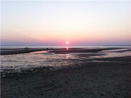 North Eastham, Herringbrook/Ma Cape Cod vacation rental - Another beautiful sunset