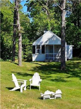 Brewster Cape Cod vacation rental - Woodland setting