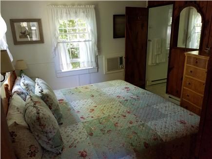 Brewster Cape Cod vacation rental - Bedroom with king bed