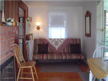 Brewster Cape Cod vacation rental - Cozy Living Area