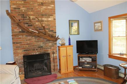 Eastham Cape Cod vacation rental - Flat screen TV in the living area