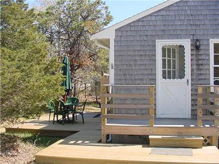 Eastham Cape Cod vacation rental - Side entrance