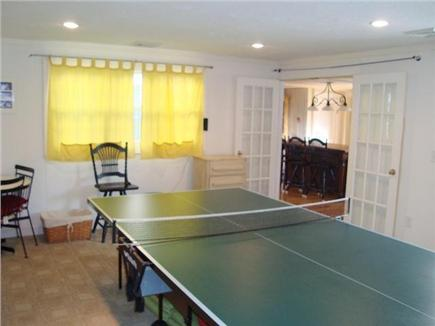 Harwich Port Cape Cod vacation rental - Game Room