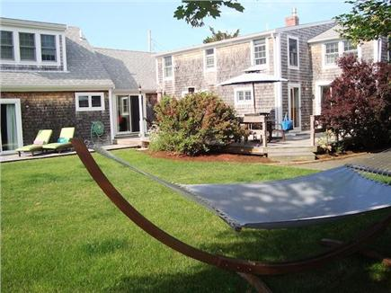 Harwich Port Cape Cod vacation rental - Hammock