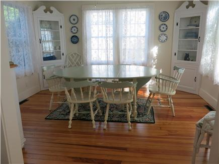 Harwich Port Cape Cod vacation rental - Dining