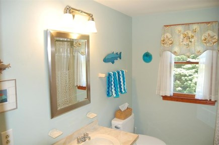 Orleans Cape Cod vacation rental - Lower level bathroom