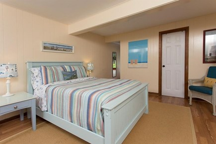 Orleans Cape Cod vacation rental - Lower level bedroom with attached full bath