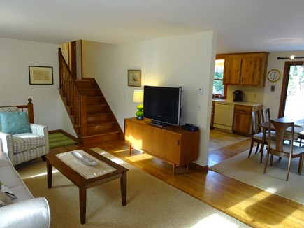 Orleans Cape Cod vacation rental - Living room view 2