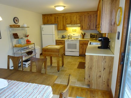 Orleans Cape Cod vacation rental - Kitchen with new oven for 2017