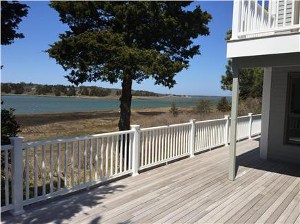 Orleans, Nauset Heights Cape Cod vacation rental - Looking NNE towards the CG Lighthouse