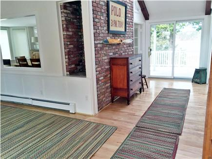 Orleans, Nauset Heights Cape Cod vacation rental - As you enter Doane Road with a view....you get it right away.