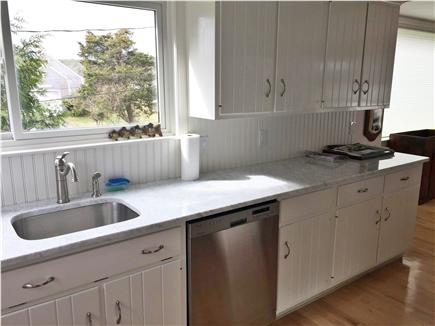 Orleans, Nauset Heights Cape Cod vacation rental - The kitchen is super functional with loads of cabinet space