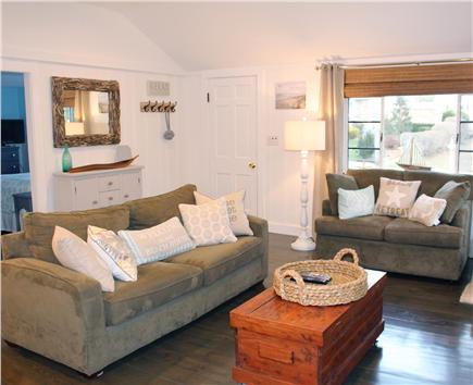 Dennis Port Cape Cod vacation rental - View of the open living space
