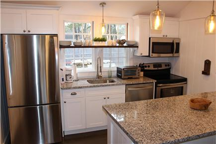 Dennis Port Cape Cod vacation rental - Newly renovated kitchen with everything you need